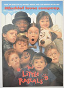 THE LITTLE RASCALS Cinema Exhibitors Synopsis Credits Booklet