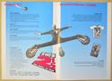 THE NAKED GUN 2 Cinema Exhibitors Campaign Press Book - BACK