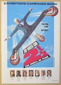 Naked Gun 2½ : The Smell Of Fear <p><i> Original 8 Page Cinema Exhibitors Campaign Press Book </i></p>