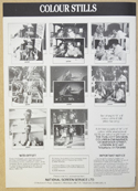 NATIONAL LAMPOON'S VACATION Cinema Exhibitors Campaign Press Book - INSIDE