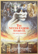 THE NEVER ENDING STORY II Cinema Exhibitors Synopsis Credits Booklet