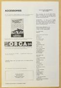 ORCA THE KILLER WHALE Cinema Exhibitors Campaign Press Book - INSIDE