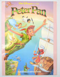 PETER PAN Cinema Exhibitors Campaign Press Book