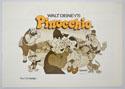 PINOCCHIO Cinema Exhibitors Campaign Press Book