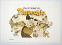 Pinocchio (1978 re-release)  <p><i> Original Cinema Exhibitor's Synopsis / Credits Sheet </i></p>