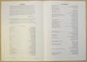 PLATOON Cinema Exhibitors Synopsis Credits Booklet - BACK