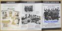 POLICE ACADEMY Cinema Exhibitors Campaign Press Book - INSIDE