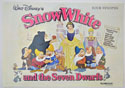 SNOW WHITE AND THE SEVEN DWARFS Cinema Exhibitors Synopsis Credits Booklet