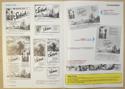 SPLASH Cinema Exhibitors Campaign Press Book - BACK