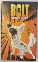 BOLT - Promotional Playing Cards - FRONT