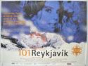 101 REYKJAVIK Cinema Quad Movie Poster