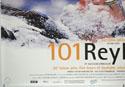 101 REYKJAVIK (Bottom Left) Cinema Quad Movie Poster