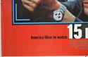 15 MINUTES (Bottom Left) Cinema Quad Movie Poster