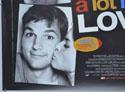 A LOT LIKE LOVE (Bottom Left) Cinema Quad Movie Poster