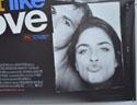 A LOT LIKE LOVE (Bottom Right) Cinema Quad Movie Poster