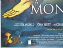A MONKEY'S TALE (Bottom Left) Cinema Quad Movie Poster