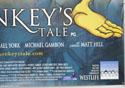 A MONKEY'S TALE (Bottom Right) Cinema Quad Movie Poster