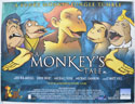 A MONKEY'S TALE Cinema Quad Movie Poster