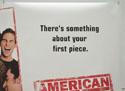 AMERICAN PIE (Top Right) Cinema Quad Movie Poster