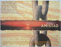 AMISTAD Cinema Quad Movie Poster