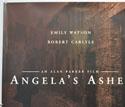 ANGELA'S ASHES (Top Left) Cinema Quad Movie Poster