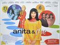 ANITA AND ME Cinema Quad Movie Poster
