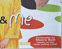 ANITA AND ME (Bottom Right) Cinema Quad Movie Poster