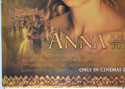 ANNA AND THE KING (Bottom Left) Cinema Quad Movie Poster