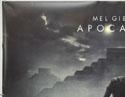 APOCALYPTO (Top Left) Cinema Quad Movie Poster
