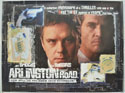 ARLINGTON ROAD Cinema Quad Movie Poster