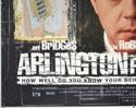 ARLINGTON ROAD (Bottom Left) Cinema Quad Movie Poster