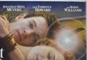 AUGUST RUSH (Top Right) Cinema Quad Movie Poster