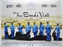 THE BAND'S VISIT Cinema Quad Movie Poster