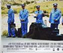 THE BAND'S VISIT (Bottom Left) Cinema Quad Movie Poster