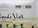 THE BAND'S VISIT (Top Right) Cinema Quad Movie Poster
