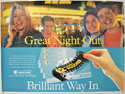 Barclays <p><i> (1997 Advertising Poster - Great Night Out) </i></p>