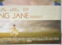 BECOMING JANE (Bottom Right) Cinema Quad Movie Poster