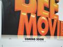 BEE MOVIE (Bottom Left) Cinema Quad Movie Poster