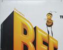 BEE MOVIE (Top Left) Cinema Quad Movie Poster