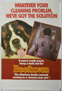 BEETHOVEN Cinema Double Crown Movie Poster