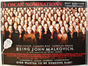 Being John Malkovich <p><i> (Oscars Version) </i></p>