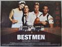 BEST MEN Cinema Quad Movie Poster