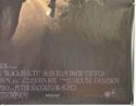 BLACK BEAUTY (Bottom Right) Cinema Quad Movie Poster