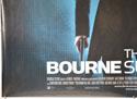 THE BOURNE SUPREMACY (Bottom Left) Cinema Quad Movie Poster