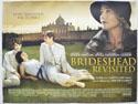 BRIDESHEAD REVISITED Cinema Quad Movie Poster