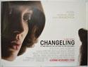 CHANGELING Cinema Quad Movie Poster