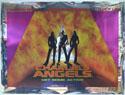 CHARLIE'S ANGELS Cinema Quad Movie Poster