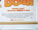 CHEAPER BY THE DOZEN (Bottom Right) Cinema Quad Movie Poster