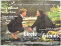 CIRCLE OF FRIENDS Cinema Quad Movie Poster