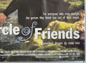 CIRCLE OF FRIENDS (Bottom Right) Cinema Quad Movie Poster